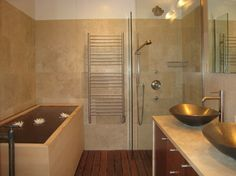 Heated Towel Rack Design Ideas, Pictures, Remodel, and Decor - page 2