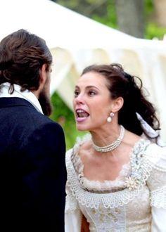 """Em """"Além do Tempo"""", Melissa se enfurece e diz que Felipe a trocou por Lívia #AlémDoTempo, #Casamento, #Dispara, #Novela http://popzone.tv/2015/10/em-alem-do-tempo-melissa-se-enfurece-e-diz-que-felipe-a-trocou-por-livia/"""