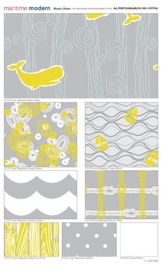 New for Riley Blake Designs is Maritime Modern by Marin Sutton.  The designs join the ranks of irresistible ocean themed fabrics.  And of course you know that I love the red and aqua color combination!       Buyer's guide ~ Fabricworm Lemon [...]