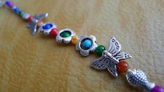 Beads  Bracelet by YYworkshop on Etsy