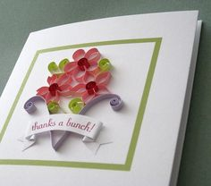 Quilling Flowers