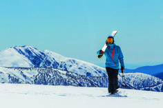 RoyalAuto, May, 2016. Skiing on a budget. Photo: Mark Tsukasov. #MtHotham #Skiing #Ski #Budget #Snow #SkiCheap #Cheap