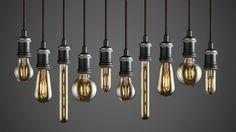 """Some styles at Bulbs & Batteries Plus. LED Light Bulbs – tagged yes """"Vintage LED Filament Light Bulbs"""" – LEDLightBulbs.com"""
