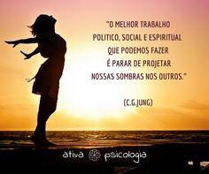 #ativapsicologia #consciencia #autotransformacao #autoconhecimento #autoresponsabilidade