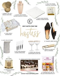 The Everygirl's 2017 Budget-Friendly Holiday Gift Guide #Christmas #winter #wintertime