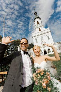 Kaasgrabenkirche Dobling Wien - Hochzeit Fine Art Photography, Wedding Photography, Film, Wedding Dresses, Celebrities, Fashion, Wine, Movie, Bride Dresses