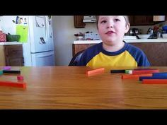 Numbers Up To 20 with Cuisenaire Rods