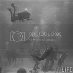 Underwater Pictures, Magazine Pictures, Diving Suit, Leagues Under The Sea, Jules Verne, Disney And More, Great Life, Yet To Come, Life Magazine