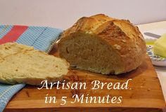 Artisan Bread in Five Minutes