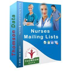 Nurses Mailing List - Nurses Database - Nurses Email List