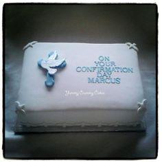 Confirmation cake: