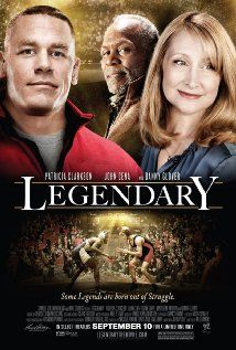 Legendary - A book-smart teenager joins his school's wrestling team as a way to reunite his surviving family members, who split apart after the death of his father, a college wrestling legend, 10 years ago.