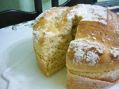 Cozinha Santa: Pão Italiano da palmirinha