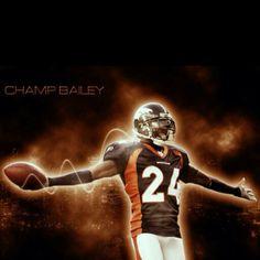 Champ Roland Bailey