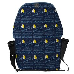 Pope Francis I on Tenderness Tiled Messenger Bags -- lovely quote defines tenderness from #PopeFrancis. Great #gift for Christmas, birthday or anytime. Designed by Auntie Shoe. http://www.zazzle.com/pope_francis_i_on_tenderness_tiled_messenger_bags-210613845889127297?rf=238656250999501047