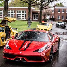 Ferrari 458 speciale Ferrari 458, Exotic Cars, Bmw, Instagram Posts, Italia, Luxury Cars