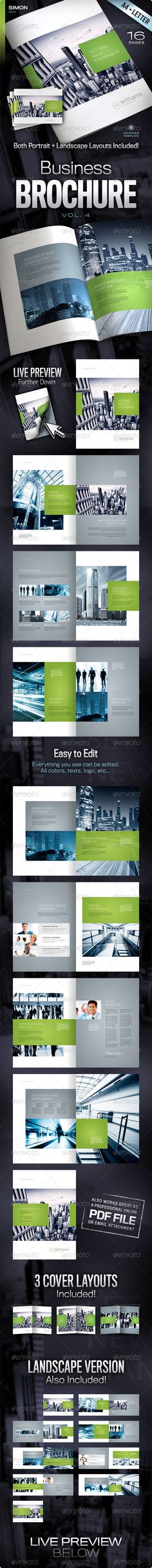 A Product Catalog Template  Product Catalog Template Brochure