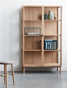 Storage Shelves, Shelving, Wood Furniture, Furniture Design, Wooden Sofa Set, Muebles Living, Minimalist Furniture, Home Decor Inspiration, Home Interior Design