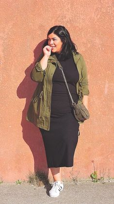 35 Casual Summer Outfits for Curvy Teen Girls - Plus size - # Curvy Girl Fashion, Black Women Fashion, Fashion Tips For Women, Trendy Fashion, Fashion Ideas, Womens Fashion, Fashion Outfits, Dress Fashion, Winter Fashion
