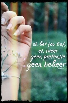 ♡ Farm Quotes, Love Quotes, Inspirational Quotes, Live Love, Love You, Love Is Cartoon, Afrikaanse Quotes, Songs To Sing, Wedding Quotes