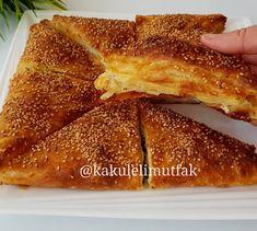 Görüntünün olası içeriği: tatlı ve yiyecek Turkish Kitchen, Turkish Delight, Iftar, Turkish Recipes, Homemade Beauty Products, Brunch, Food And Drink, Meals, Cooking