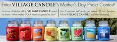 We love Moms! Follow us on Facebook for more info on our Mother's Day Photo Contest! Enter Today #mothersdaycontest https://www.facebook.com/JarCandle?v=app_448952861833126=1