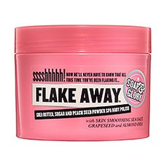Top 10 Winter Beauty Staples: Soap and Glory Flake Away Scrub