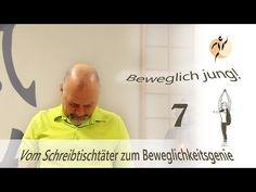Stretching: Test und Training - für einen lockeren Hals | Übung 8 von 13 - YouTube