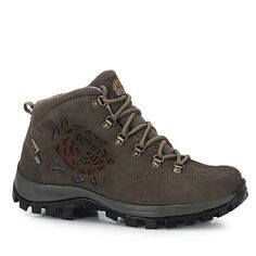 Bota Adventure Feminina Macboot Camélia - Cinza