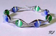 Herringbone Wire Wrap Jewelry Dvd