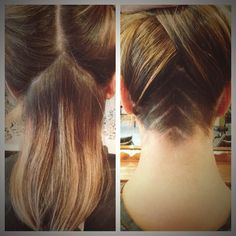 The undercut hairstyle has made a comeback for both men and women. From the\u2026