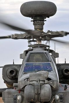 Army Apache Helicopter