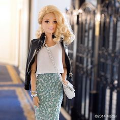 Barbie® @barbiestyle My complete #ootd...Instagram photo | Websta (Webstagram)