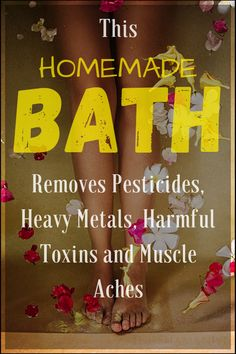 DIY DETOX bathroom for amazing results! - Many experts around the world say that a . DIY DETOX bathroom for amazing results! – Many experts around the world say that a … DIY DETOX bath for a Health Diet, Health And Nutrition, Health Fitness, Adrenal Health, Fitness Hacks, Nutrition Quotes, Nutrition Guide, Nutrition Education, Detox Bad