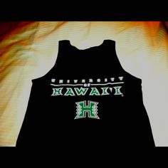 Don't know why but for some reason, I've been thinking....College in Hawaii?