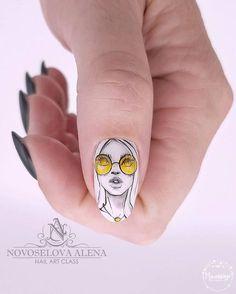 UV gel: the good tips for choosing it - My Nails Pretty Nail Art, Cute Nail Art, Latest Nail Designs, Nail Art Designs, Pop Art Nails, Nail Drawing, Tribal Nails, Pink Acrylic Nails, Fire Nails