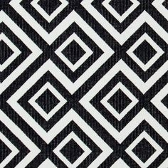 Geometric Upholstery Fabric - Black White Fabric - Heavyweight Woven Material - Chair Fabric - Home Decor Geometric - Furniture Fabric Outdoor Upholstery Fabric, Living Room Upholstery, Upholstery Repair, Upholstery Cushions, Upholstery Nails, Upholstery Cleaner, Furniture Upholstery, Chair Fabric, Geometric Furniture