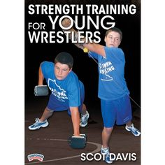Strength Training for Young Wrestlers