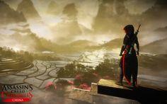 Assassin Creed Chronicles China HD Wallpaper