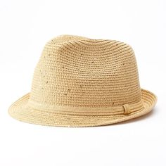 Apt. 9® Sequined Straw Fedora // via 30+ Summer Hats // The Busy Girl's Shopping Companion #beach