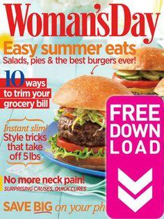 Woman's Day Magazine - July 2013