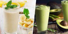 Aprenda a fazer duas receitas de shakes para reduzir o colesterol e que favorecem à saúde do coração.