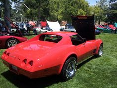 Stingray Corvette ....