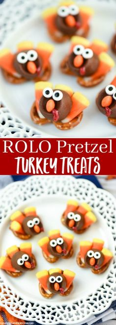 ROLO Pretzel Turkey