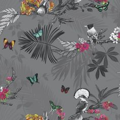 Buy Arthouse Mystical Forest Slate Wallpaper at Argos.co.uk, visit Argos.co.uk to shop online for Wallpaper