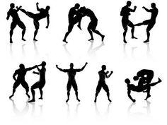 Técnicas básicas de las #MMA