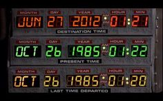 Today is Back to the Future Day... again?