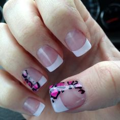 Cute, I want a manicure like this!