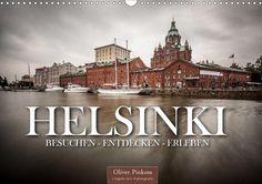Helsinki / Besuchen - Entdecken - Erleben - CALVENDO