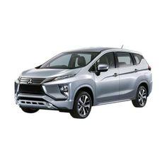 Harga Rp 245,200,000 Mitsubishi Xpander 1.5L Sport Mobil - Silver Metallic
